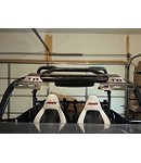 RZR light bar mounting system